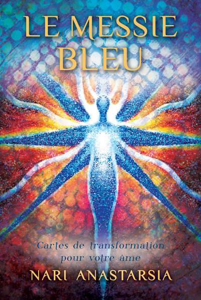 LE MESSIE BLEU - CARTES DE TRANSFORMATION POUR VOTRE AME