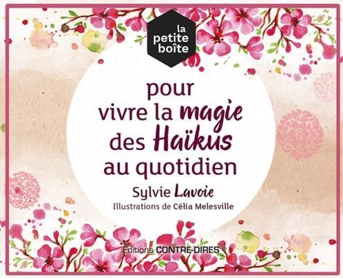LA PETITE BOITE POUR VIVRE LA MAGIE DES HAIKUS AU QUOTIDIEN