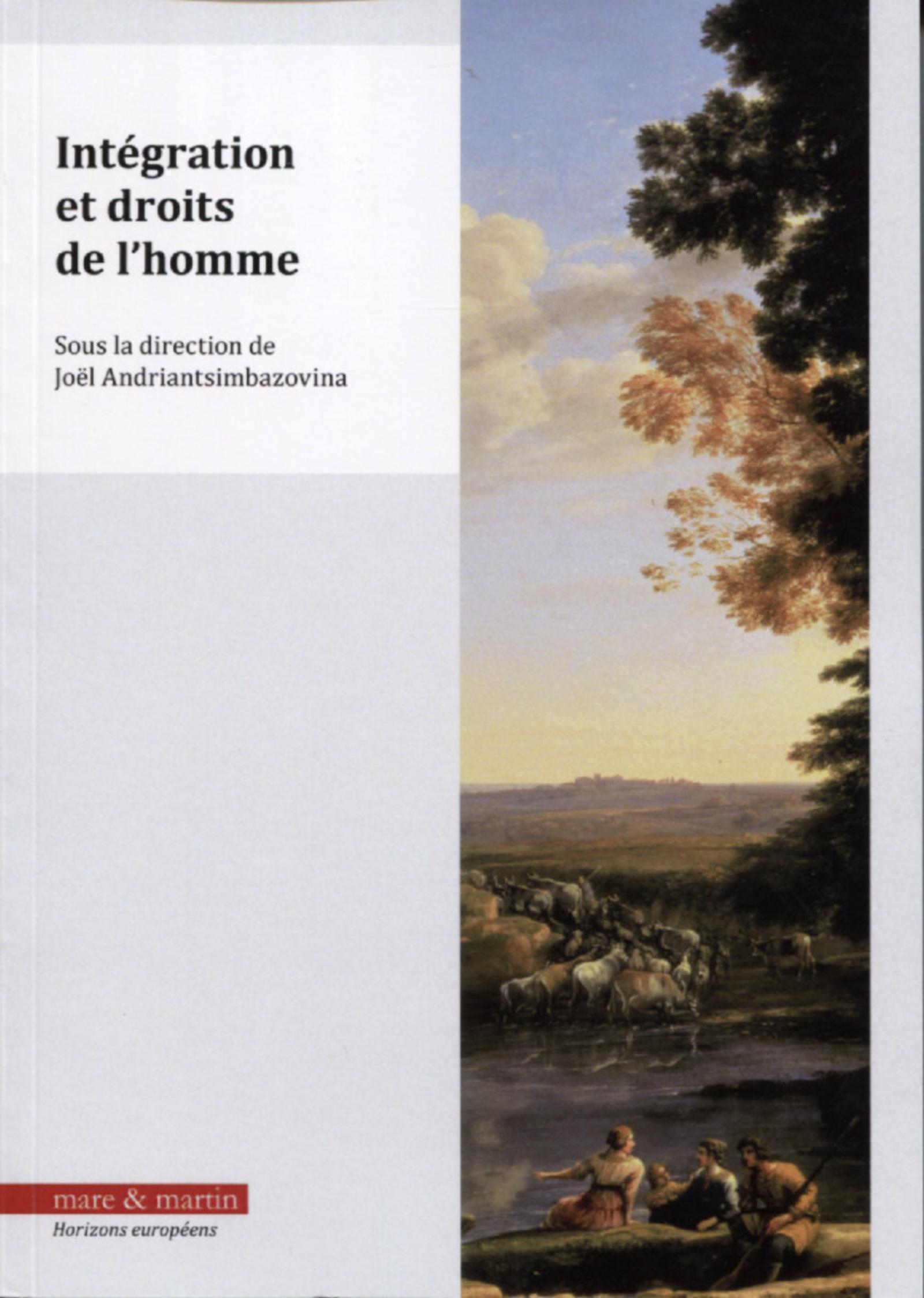INTEGRATION ET DROITS DE L'HOMME