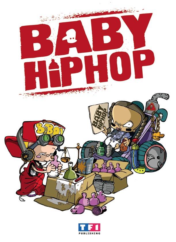 BABY HIP HOP T01