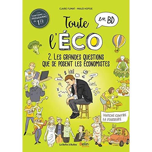 Toute l'eco en bd tome 3 : le marche, imperfections et defaillances