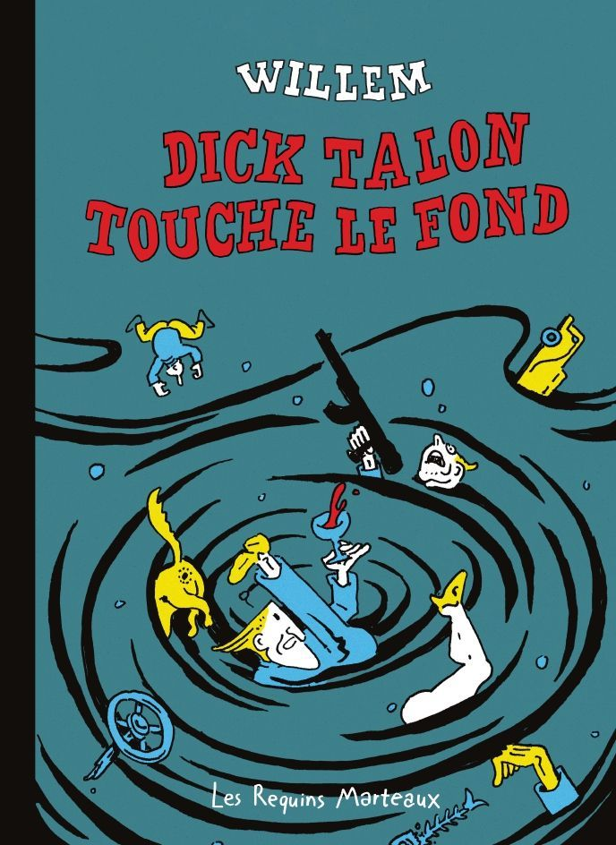DICK TALON TOUCHE LE FOND
