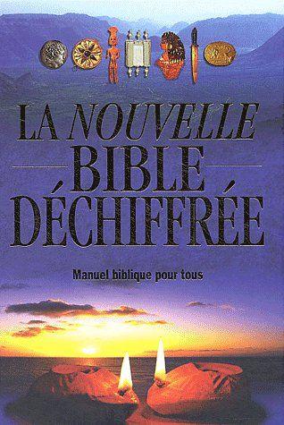 NOUVELLE BIBLE DECHIFFREE