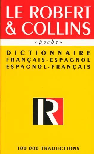 ROBERT & COLLINS POCHE ESPAGNO