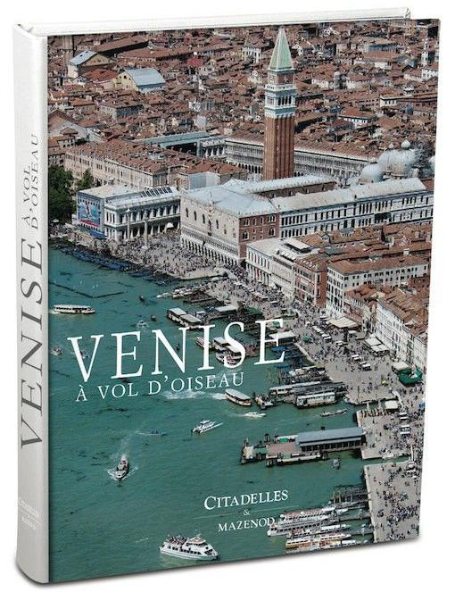 Venise a vol d'oiseau