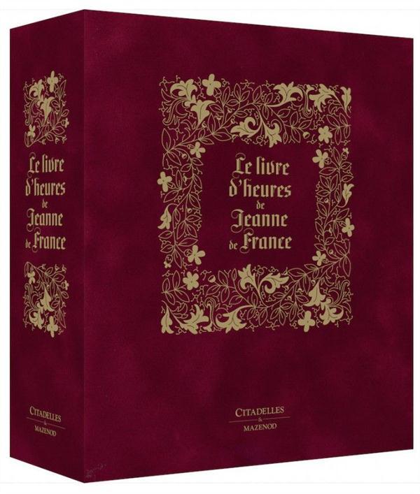HEURES DE JEANNE DE FRANCE
