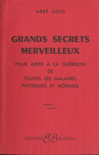 GRANDS SECRETS MERVEILLEUX