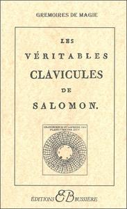 LES VERITABLES CLAVICULES DE SALOMON