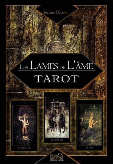 LES LAMES DE L'AME - TAROT - COFFRET
