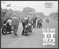 ILE DE MAN - TT 1973