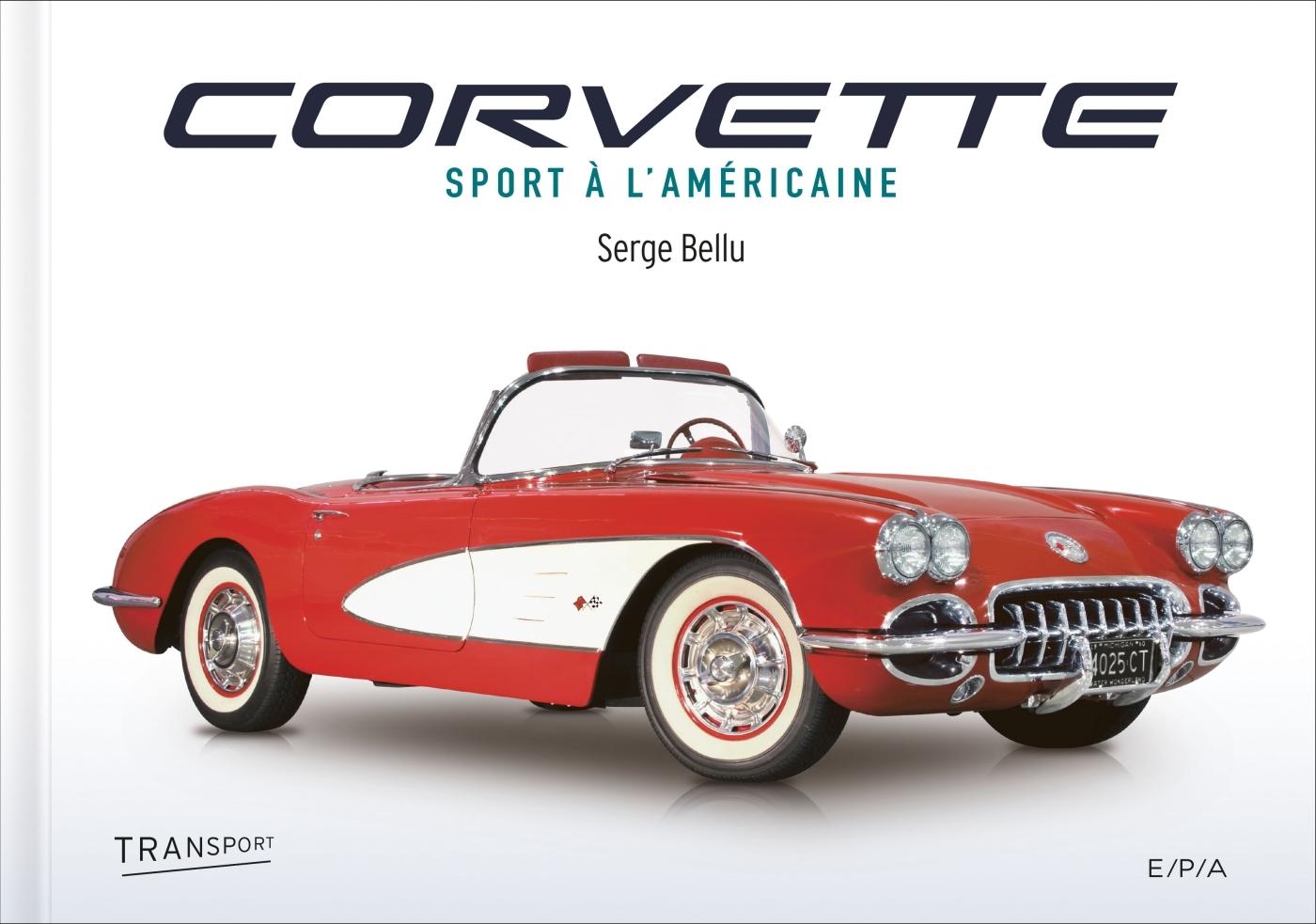 CORVETTE - SPORT A L'AMERICAINE
