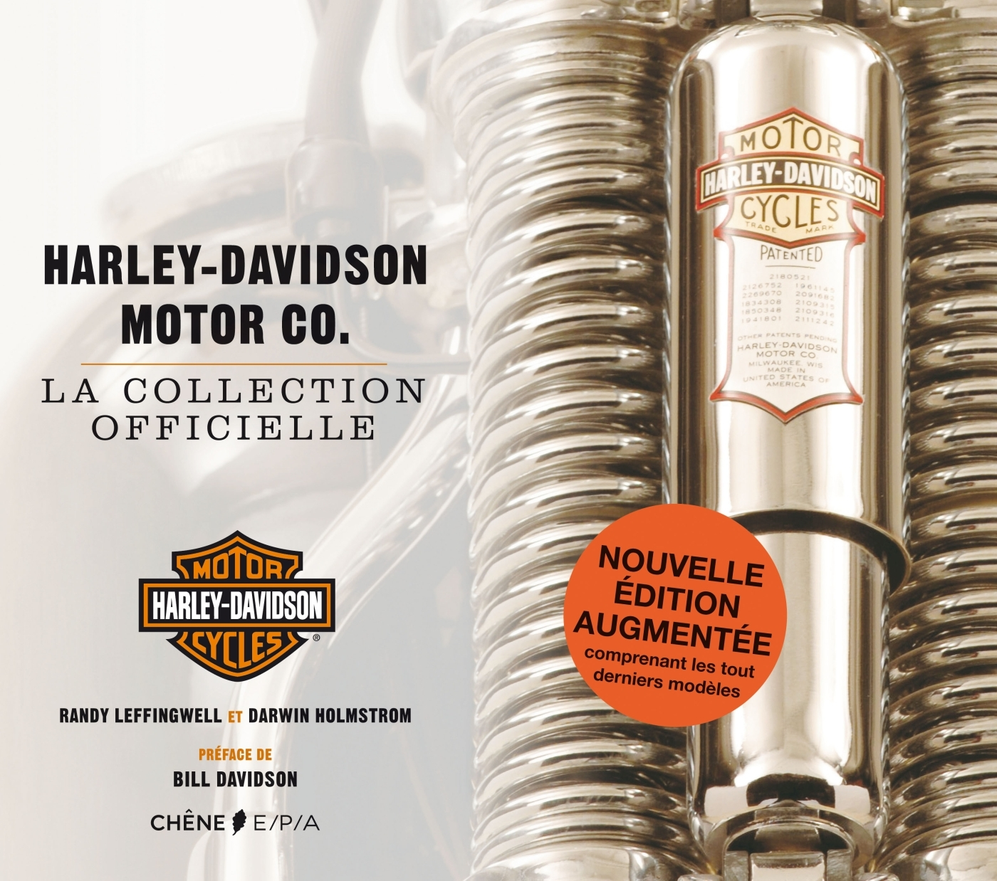HARLEY-DAVIDSON MOTOR CO. - LA COLLECTION OFFICIELLE - NOUVELLE EDITION