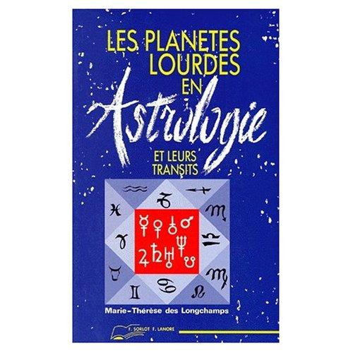 PLANETES LOURDES EN ASTROLOGIE