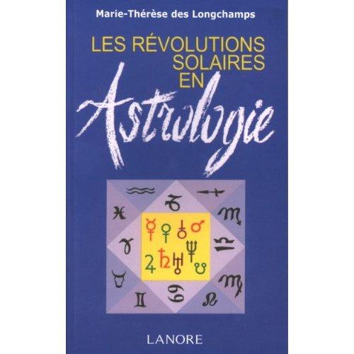 REVOLUTIONS SOLAIRES EN ASTROLOGIE