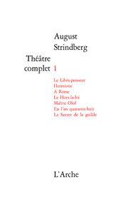 THEATRE T1 STRINDBERG