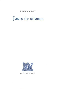 JOURS DE SILENCE