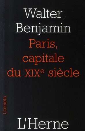 PARIS, CAPITALE DU XIXE SIECLE