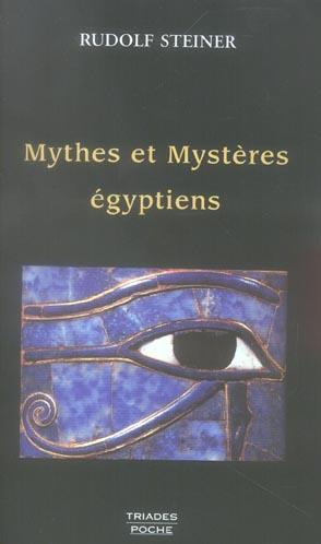 MYTHES ET MYSTERES EGYPTIENS