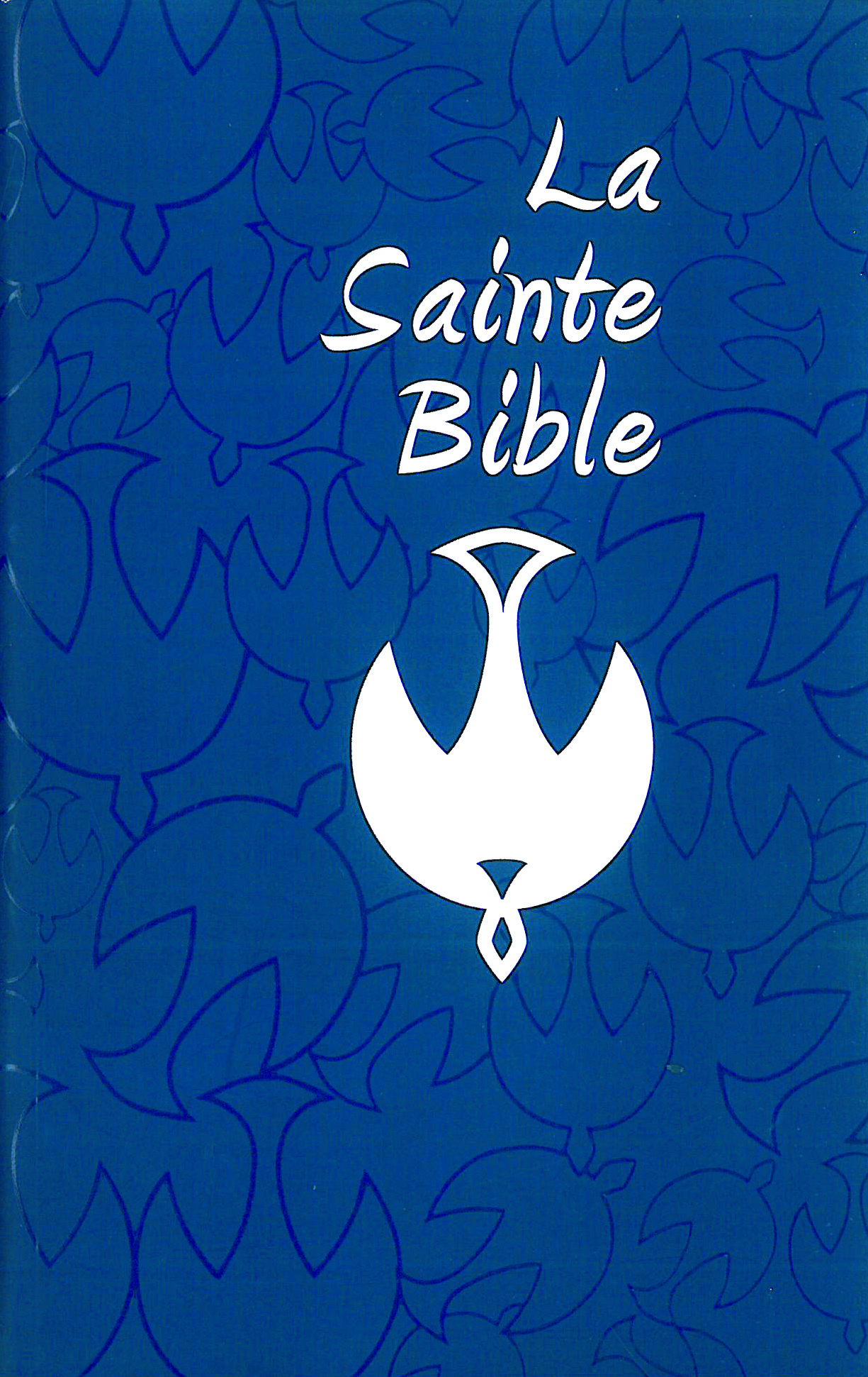 LA SAINTE BIBLE, COLOMBE (BIBLE A NOTES REDUITES)