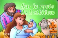 SUR LA ROUTE DE BETHLEEM - PUZZLE DES 3 ANS
