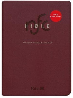 BIBLE NFC GROS CARACTERE AC DC