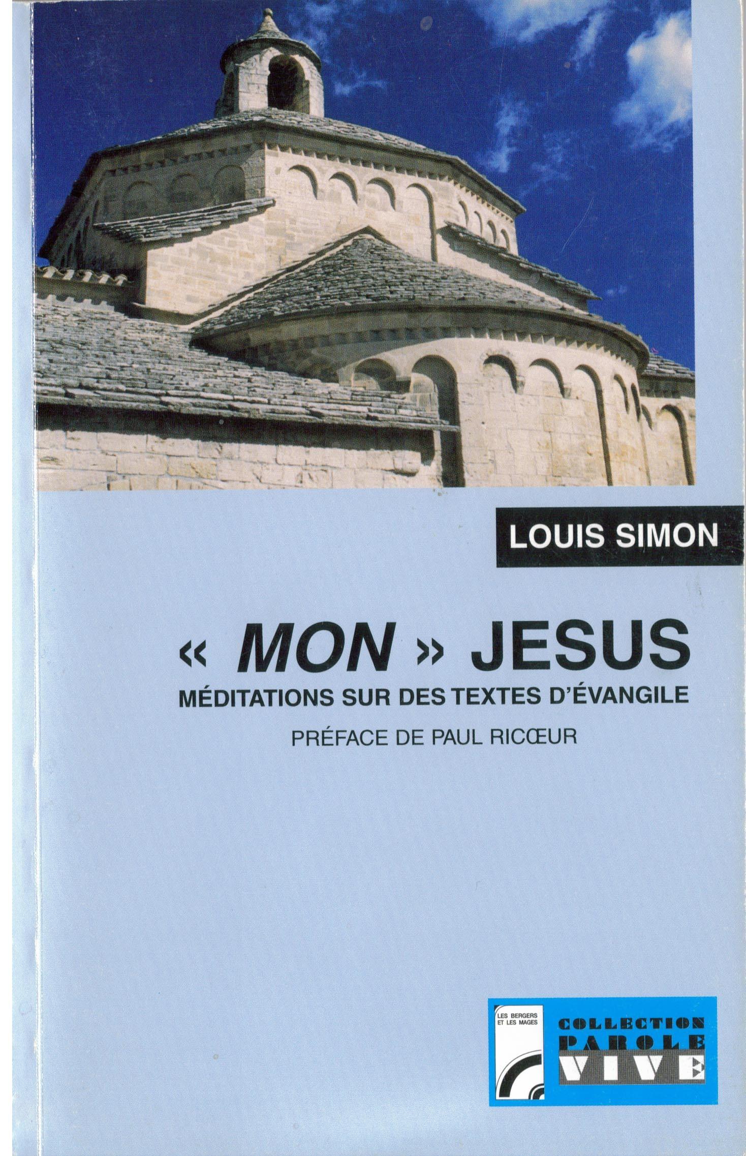 """""""MON"""" JESUS"""