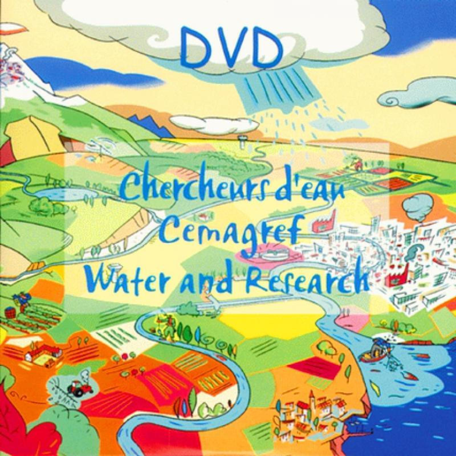 WATER AND RESEARCH CEMAGREF