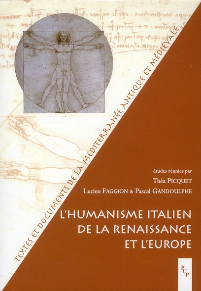 HUMANISME ITALIEN DE LA RENAISSANCE ET L EUROPE