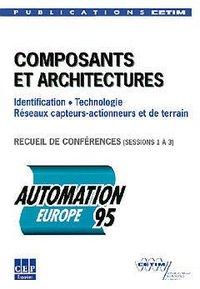 AUTOMATION EUROPE 96 RECUEIL DE CONFERENCES SESSIONS 1 A 6 EN 2 VOL 3C66