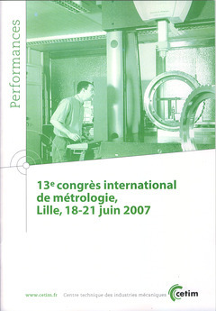13  CONGRES INTERNATIONAL DE METROLOGIE LILLE 1821 JUIN 2007 PERFORMANCES 9Q86