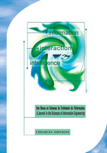 I3 REVUE INFORMATION INTERACTION INTELLIGENCE VOL4 N2