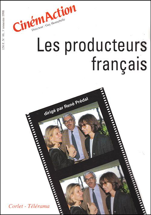 CINEMACTION N 88 LES PRODUTEURS FRANCAIS  - OCTOBRE 1998
