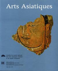 ARTS ASIATIQUES NO. 49 (1994)