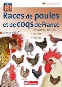 RACES DE POULES ET DE COQS DE FRANCE