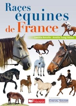RACES EQUINES DE FRANCE, CHEVAUX, PONEYS ET ANES