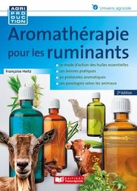 AROMATHERAPIE POUR LES RUMINANTS - 2E ED.