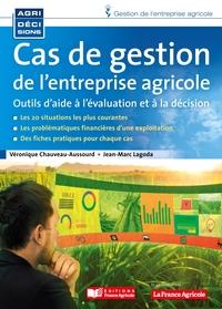 CAMPUS CAS DE GESTION DE L'ENTREPRISE AGRICOLE