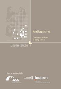 HANDICAPS RARES CONTEXTES, ENJEUX ET PERSPECTIVES