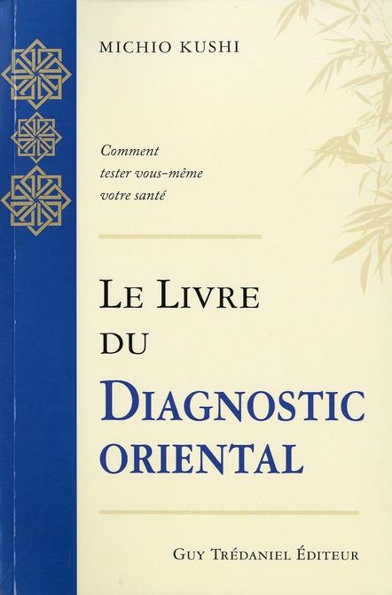 LIVRE DU DIAGNOSTIC ORIENTAL