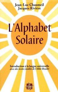 L'ALPHABET SOLAIRE