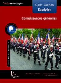 CODE VAGNON EQUIPIER CONNAISSANCES GENERALES