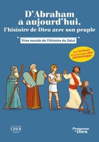 PROMESSE DE DIEU - D'ABRAHAM A AUJOURD'HUI DE DIEU AVEC SON PEUPLE - FRISE