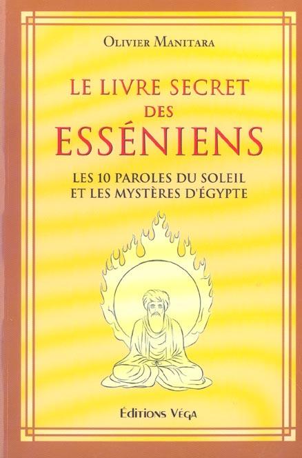 LIVRE SECRET DES ESSENIENS (LE)