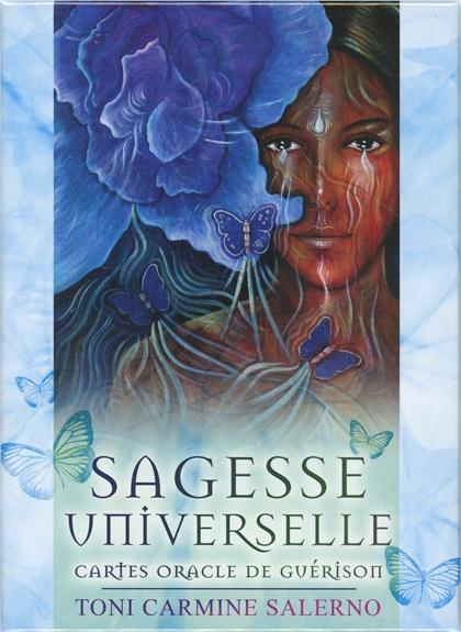 SAGESSE UNIVERSELLE - CARTES ORACLE DE GUERISON