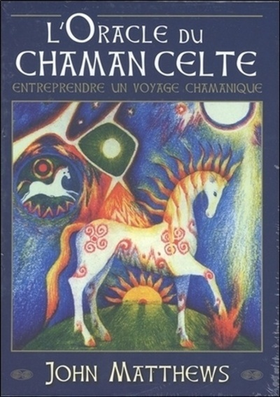 ORACLE DU CHAMAN CELTE COFFRET (L')