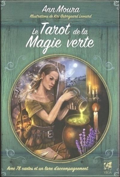 TAROT DE LA MAGIE VERTE (LE)