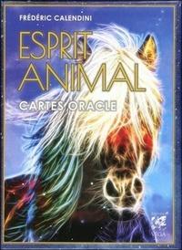 ESPRIT ANIMAL - CARTES ORACLE