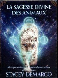 LA SAGESSE DIVINE DES ANIMAUX - CARTES