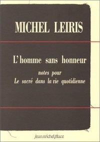 L' HOMME SANS HONNEUR