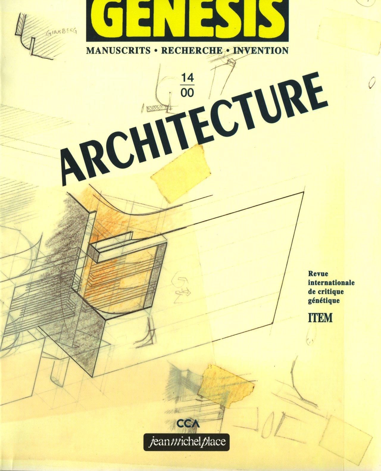 GENESIS 14 : ARCHITECTURE